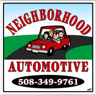 Neighborhood auto logo